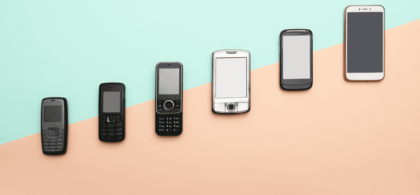 5 Major Moments in Cellphone History